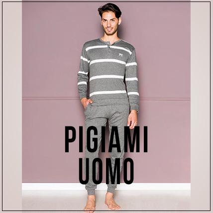 pigiami uomo del sito pigiamibiancheria.it